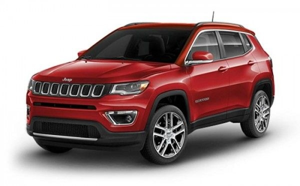 Jeep launched Compass diesel-automatic 2020