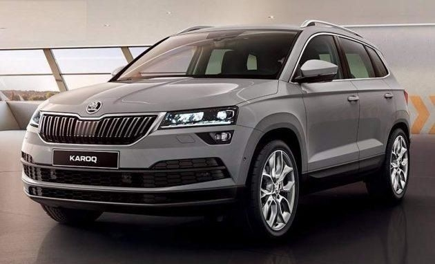 Skoda Karoq to be launched on 3 February 2020 in India