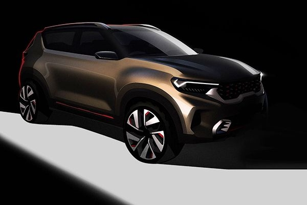 Kia Motors to Showcase Compact SUV Concept at Auto Expo 2020