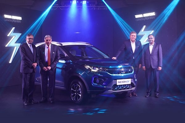 Tata Nexon EV Launched at Rs. 13.99 Lakhs in India