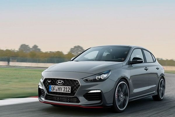 Hyundai i30 N Fastback will be at the 2020 Auto Expo