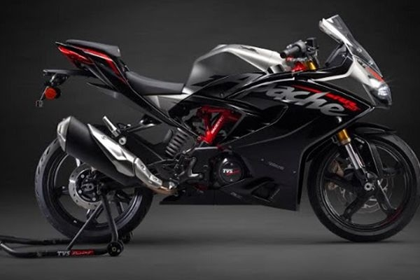 TVS Apache RR 310 BS6 Launched At Rs 2.40 Lakhs