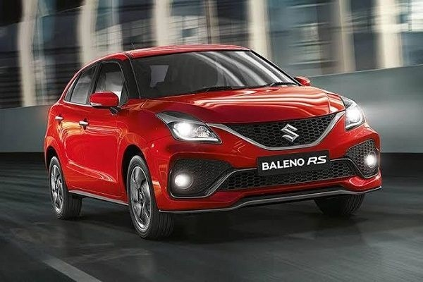 Maruti Baleno RS withdrawn-1 L turbo fuel from market