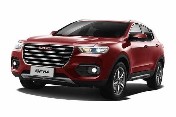 Great Wall Motors Haval Design H SUV – Auto Expo 2020 global premiere