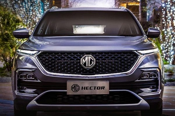 BS6 MG Hector Launched at Rs 12.74 Lakhs in India