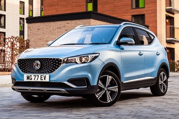 MG ZS Petrol To Launch Soon In India