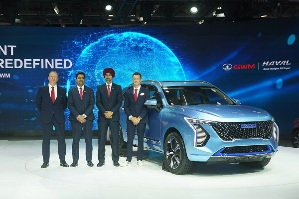 GWM Unveils Haval H9 at Auto Expo 2020