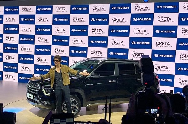 New-Generation BS 6 Hyundai Creta Unveiled at Auto Expo 2020