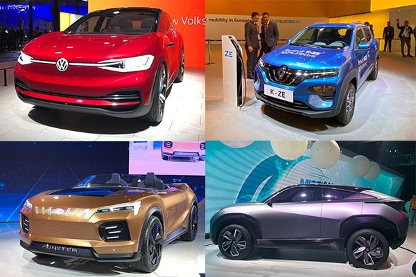 Electric Vehicles to Checkout at Auto Expo 2020