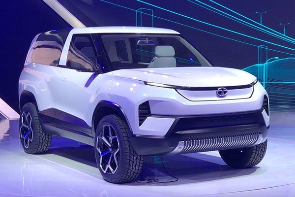 Tata Sierra EV Concept : 5 Facts To Know