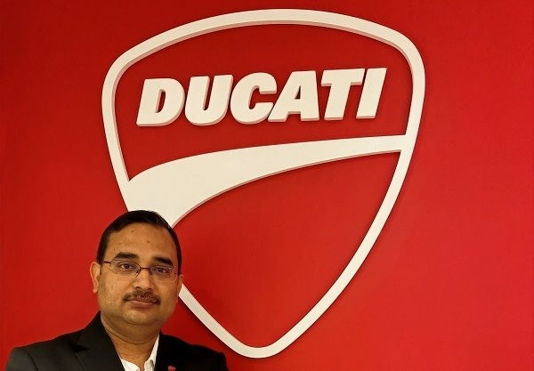 Bipul Chandra appointed MD Ducati India