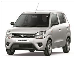 Maruti Wagon R S-CNG BS 6 Launched at Rs 5.25 Lakhs