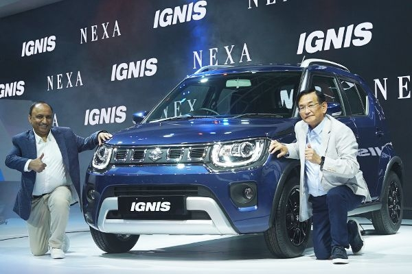 Maruti Ignis Facelift 2020 Launched at Rs 4.89 Lakhs
