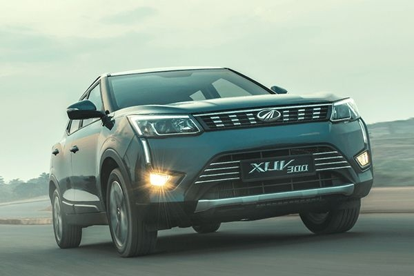 Mahindra XUV300 is the Safest Compact SUV in India