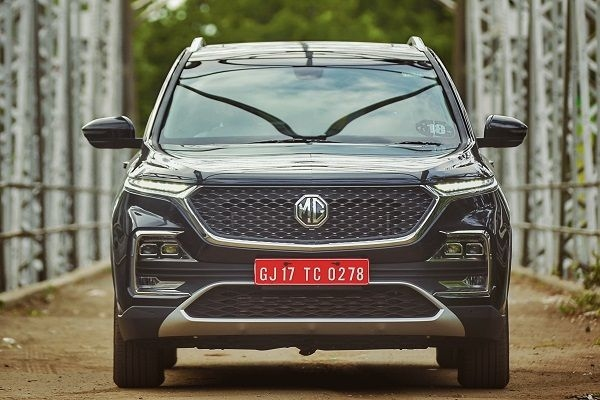 MG Hector Receives 50,000 Bookings In India