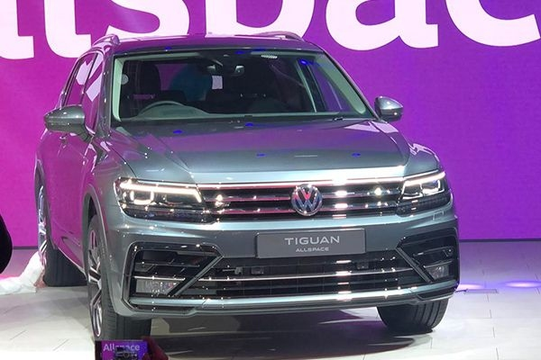 Volkswagen Tiguan Allspace India Launch on March 6, 2020