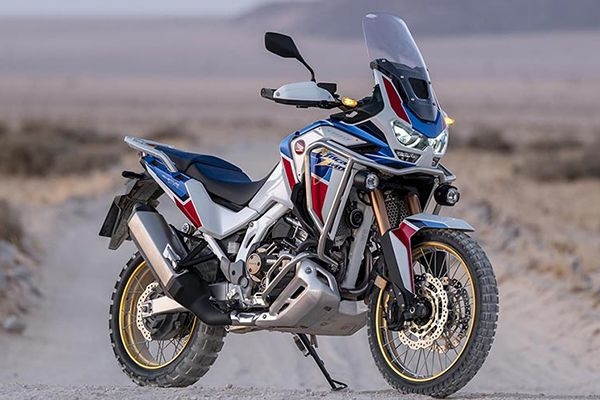 2020 Honda Africa Twin India Launch on 5 March
