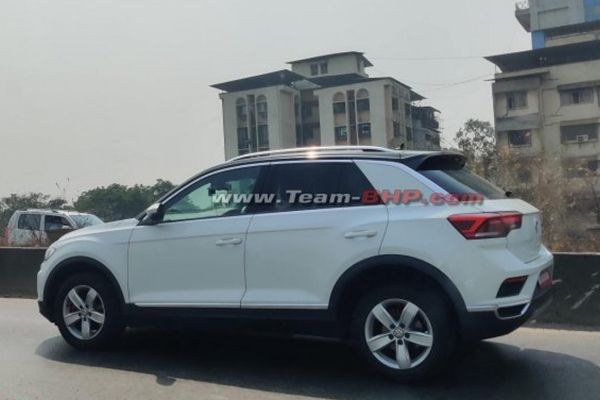 Volkswagen T-ROC Spotted Ahead Of Its Launch