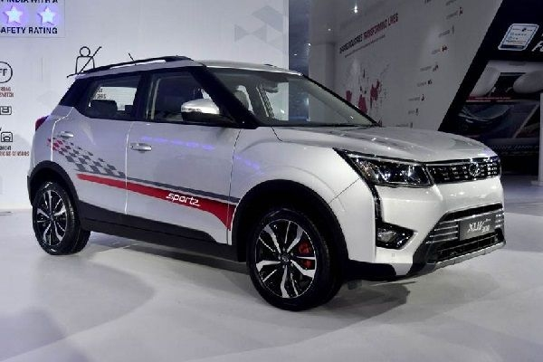 High-Performance Mahindra XUV300 Sportz Launching In April 2020