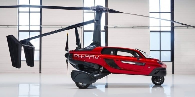 PAL-V Flying Car India Launch In 2021