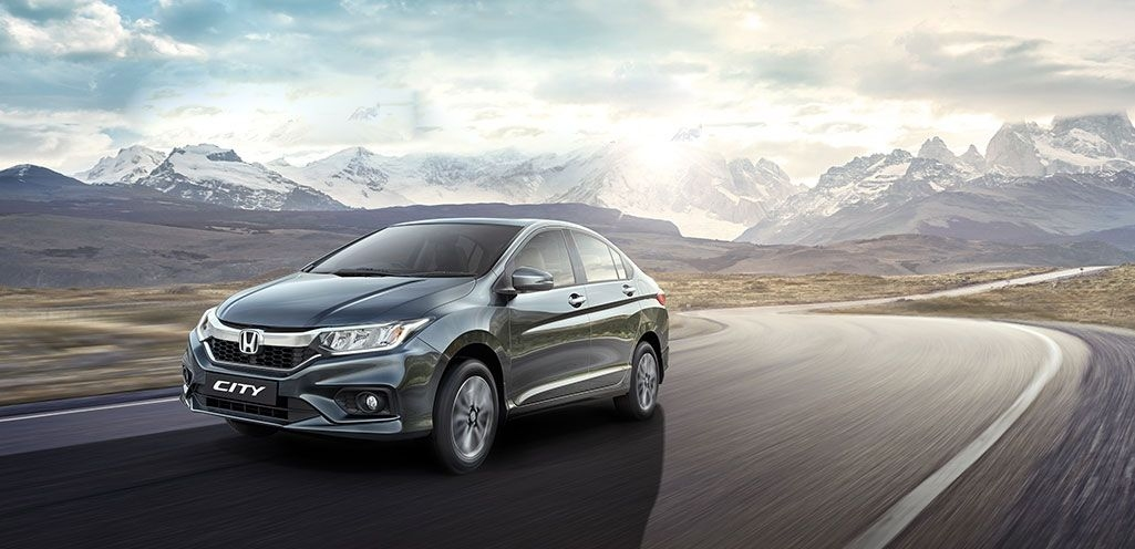 2020 New-Generation Honda City Variants Revealed