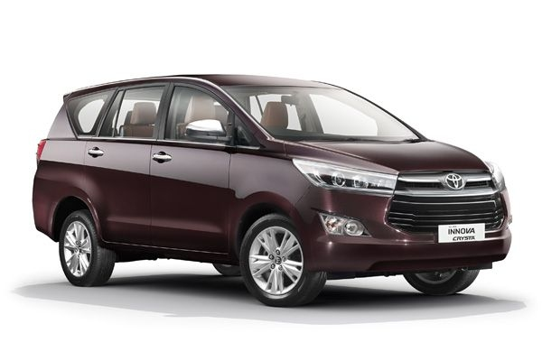 Toyota Innova Crysta and Toyota Fortuner Continue Their Domination in The Indian Market
