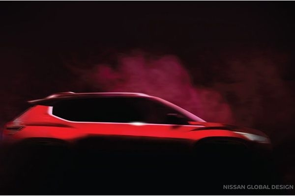 Nissan to Introduce All-New Compact SUV