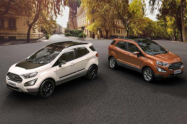 Ford BS6 Vehicles Discounts And Offers