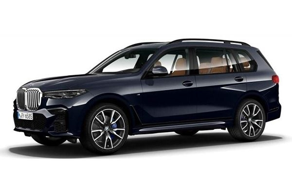 BMW X7 xDrive30d DPE Launched at Rs 92.50 Lakhs