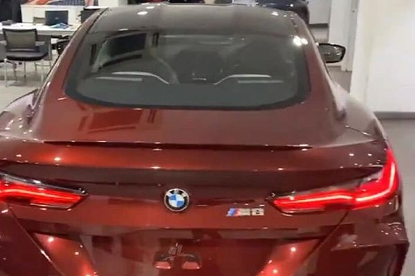 BMW M8 And 840i Spied ; Launching Soon in India