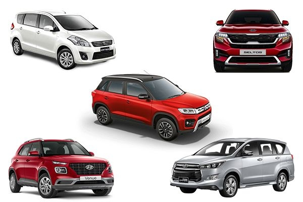 Top 5 Best Selling Utility Vehicles in India