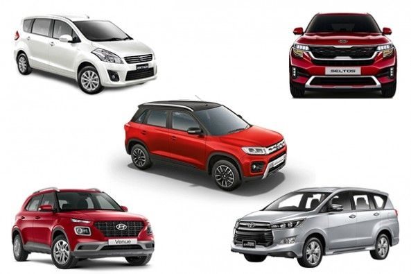 5 Best Selling Utility Vehicles in India