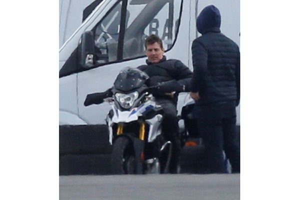 Tom Cruise Rides Made-In-India Motorcycle in Upcoming Mission Impossible Flick