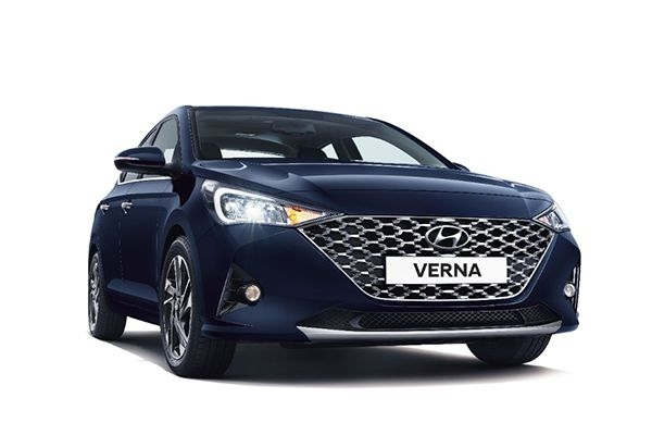 2020 Hyundai Verna Facelift Launched at Rs 9.31 Lakhs