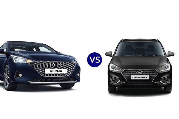 2020 Hyundai Verna Facelift vs Old: Top 5 Key Differences