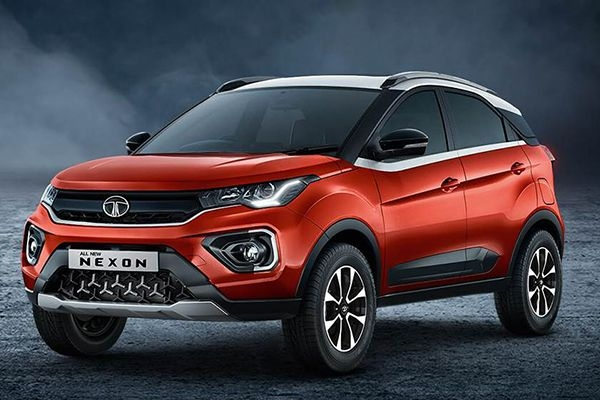 Tata Nexon XZ+ (S) Launched at Rs 10.10 Lakhs
