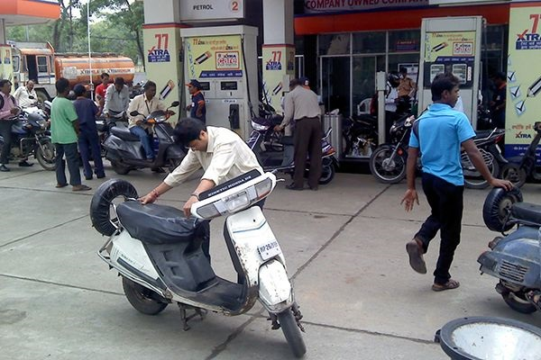 Petrol, Diesel Prices Hiked By Rs 1 in 3 States
