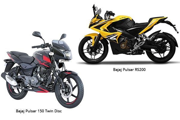 BS4 Bajaj Pulsar RS200 and 150 Twin Disc Discount Offer