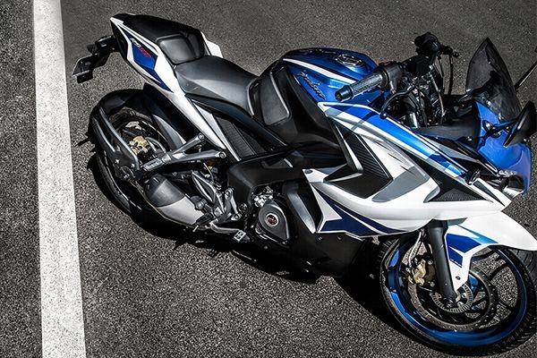 BS6 Bajaj Pulsar RS200 Launched at Rs 1.45 Lakh