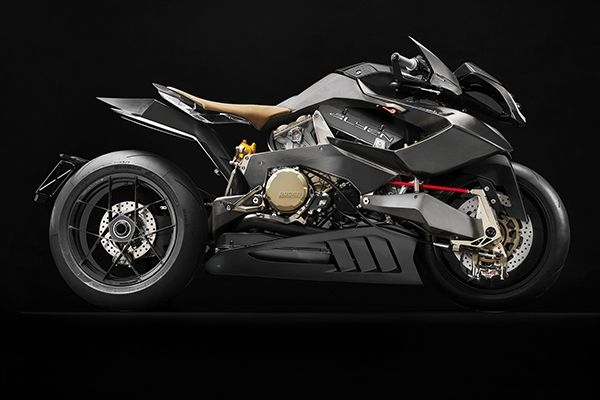 Vyrus Alyen 1285cc Hyper Exotic Motorcycle Revealed