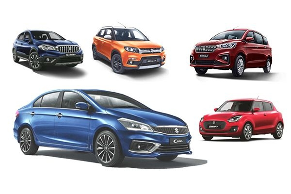Top 10 BS4 Cars Discontinued in India from April 1, 2020