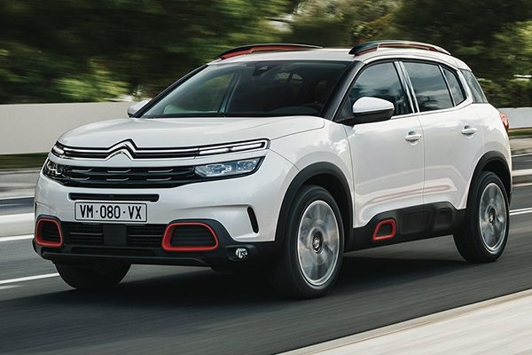 Citroen C5 AirCross India Launch Pushed to Q1 2021