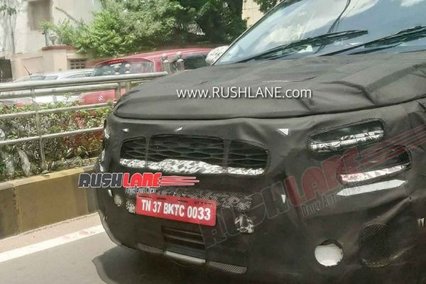 Kia Seltos 7-Seater SUV Spied; Could Come To India