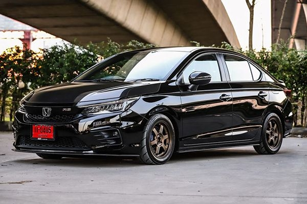 2020 Honda City RS Modified as BMW 3-Series?