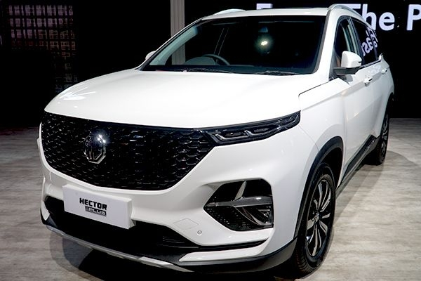 MG Hector Plus India Launch Rescheduled to June 2020