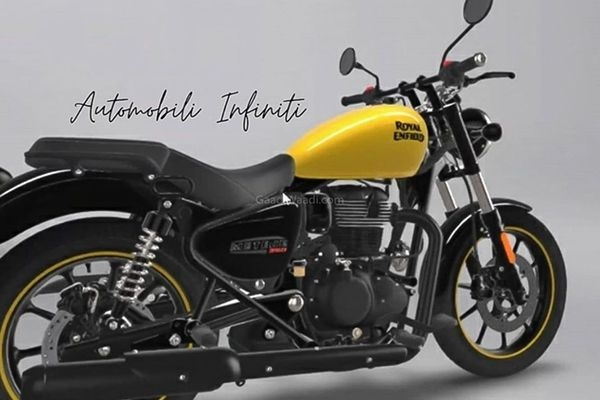 Royal Enfield Meteor 350 Fireball Price and Photos Leaked Online