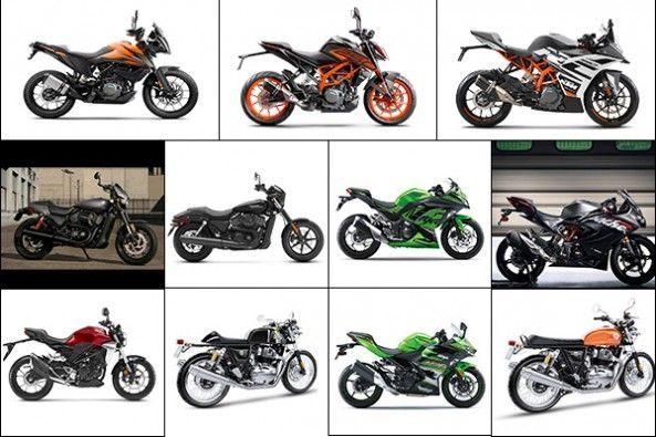 Top 10 Premium Motorcycles Priced Above Rs 2 Lakhs in India
