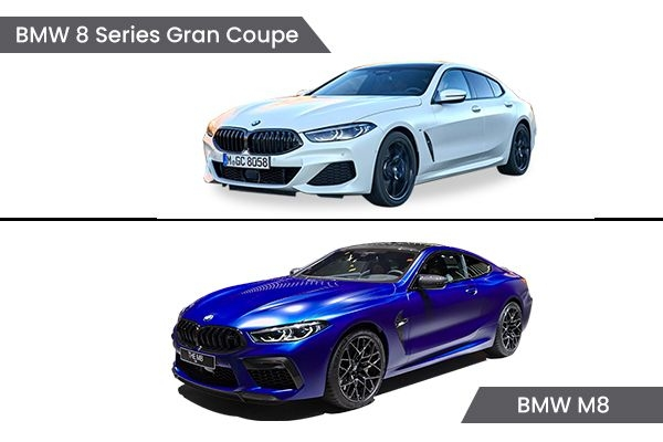BMW to Launch 8 Series Gran Coupe, M8 online in India