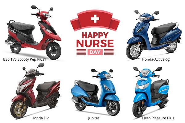 International Nurse Day: Top 5 Budget Friendly Scooters for Medical Staff