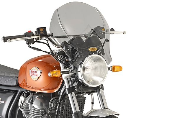 Royal Enfield Interceptor 650 Gets New Touring Accessories
